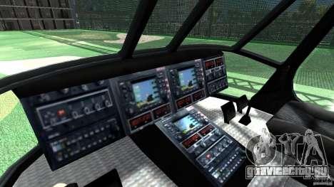 Liberty Sky-lift для GTA 4 вид справа