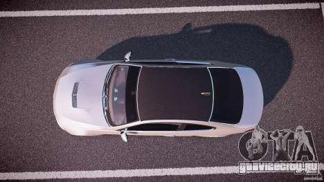 BMW E92 для GTA 4 вид справа