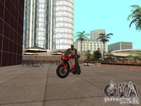 Ducati 1198R для GTA San Andreas