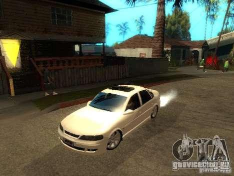 Chevrolet Vectra CD 2.2 16V 2003 для GTA San Andreas