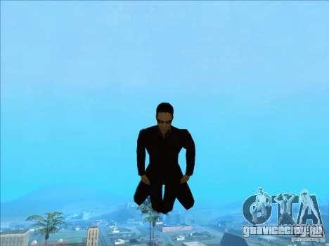 Matrix Skin Pack для GTA San Andreas одинадцатый скриншот