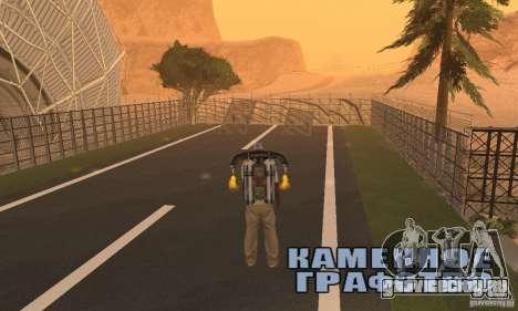 New CJs Airport для GTA San Andreas пятый скриншот