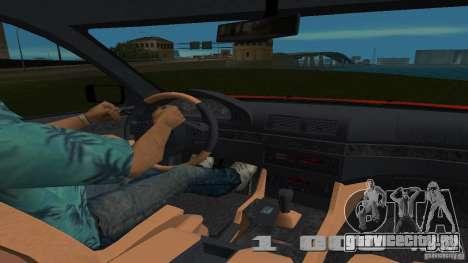 BMW 5S Touring E39 для GTA Vice City вид справа
