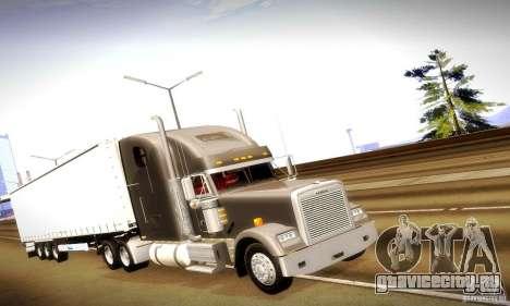 Freightliner Classic XL для GTA San Andreas вид слева