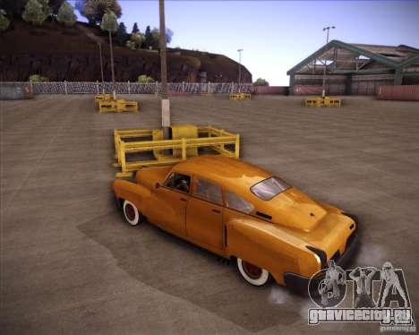 Walker Rocket для GTA San Andreas вид сзади слева