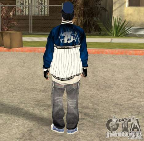 Compton Crips для GTA San Andreas второй скриншот