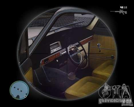 ВАЗ 2101 1972 Tun для GTA 4 вид справа