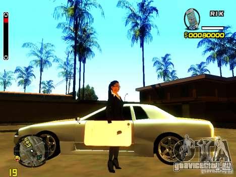 IPhone граната v1 для GTA San Andreas второй скриншот