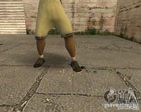 Настоящие гильзы (3D гильзы) для GTA San Andreas третий скриншот