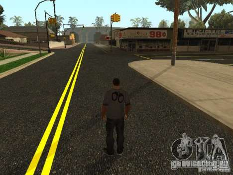Новые дороги в Los Santos для GTA San Andreas второй скриншот