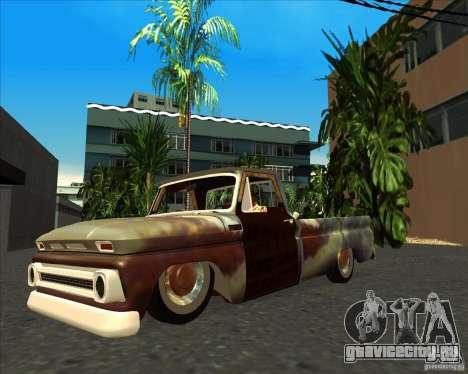 Chevrolet C10 Rat Rod для GTA San Andreas