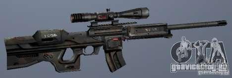 Снайперка из Unreal для GTA San Andreas