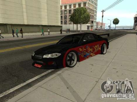 Nissan S15 vDragon для GTA San Andreas