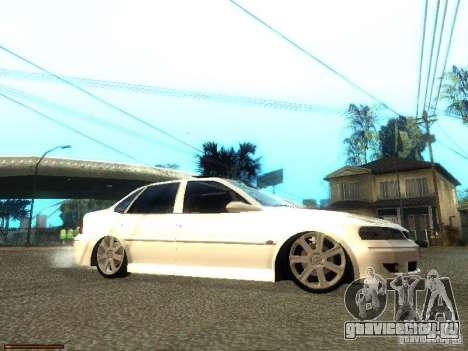 Chevrolet Vectra CD 2.2 16V 2003 для GTA San Andreas вид справа