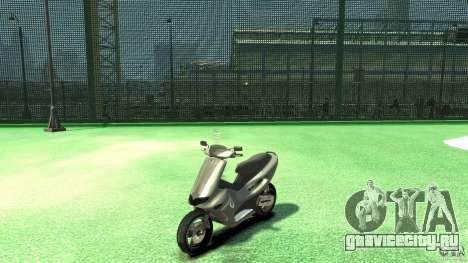 Gilera runner 50 SP With livery2 для GTA 4