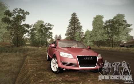 Beautiful ENBSeries для GTA San Andreas