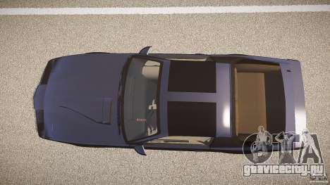Knight Rider [EPM] для GTA 4 вид справа
