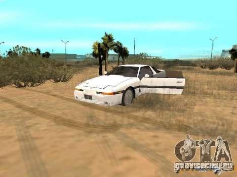 Toyota Supra MK3 для GTA San Andreas