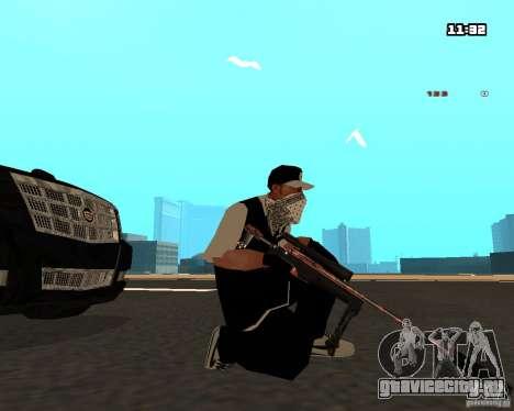 Weapon Pack для GTA San Andreas пятый скриншот