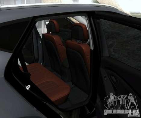 Hyundai ix35 для GTA San Andreas двигатель