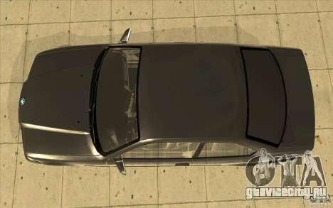 BMW E36 M3 - Stock для GTA San Andreas вид справа
