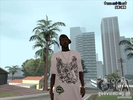 Новый скин Свита для GTA San Andreas четвёртый скриншот