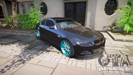 BMW E92 для GTA 4 колёса