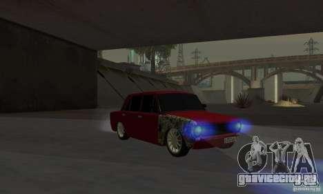 ВАЗ 2101 Рестайлинг для GTA San Andreas