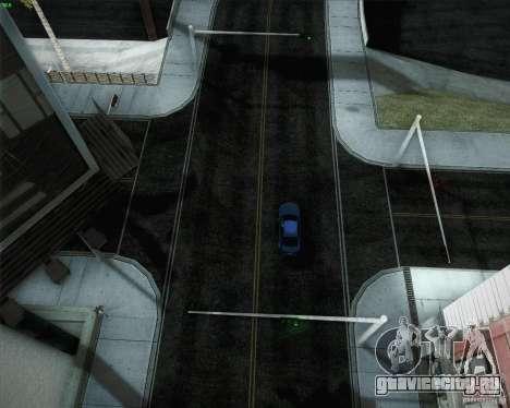 Новые дороги во всем San Andreas для GTA San Andreas седьмой скриншот
