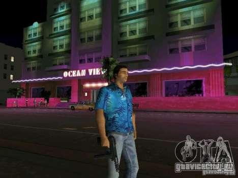 Томми Версетти BETA модель для GTA Vice City второй скриншот