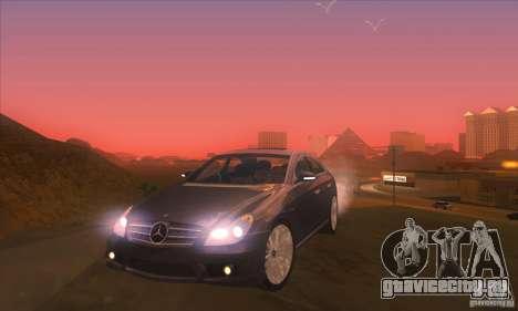 Mercedes-Benz CLS AMG для GTA San Andreas