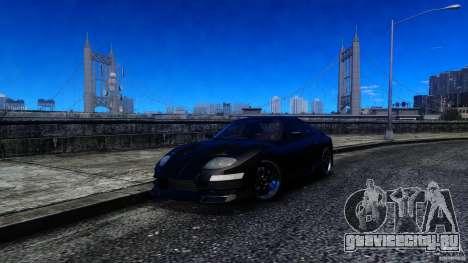 Mitsubishi FTO для GTA 4