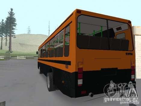 ЛиАЗ 5256.25 для GTA San Andreas вид слева