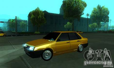 ВАЗ 21099 PROTOCOL для GTA San Andreas