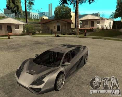 Nemixis для GTA San Andreas