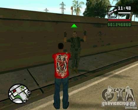 Иракский Солдат для GTA San Andreas