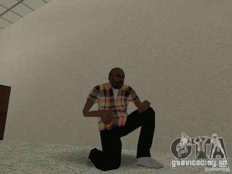 New bmost v2 для GTA San Andreas второй скриншот
