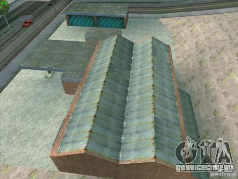 Новый гараж в Doherty для GTA San Andreas восьмой скриншот