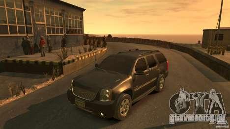 GMC Yukon 2010 для GTA 4