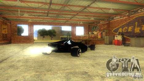 Lamborghini Concept для GTA San Andreas вид справа