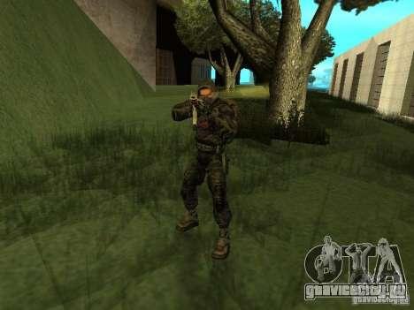 Долговец из S.T.A.L.K.E.R. для GTA San Andreas третий скриншот