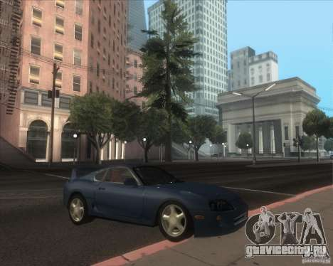 ENB from GTA VI come Back для GTA San Andreas третий скриншот