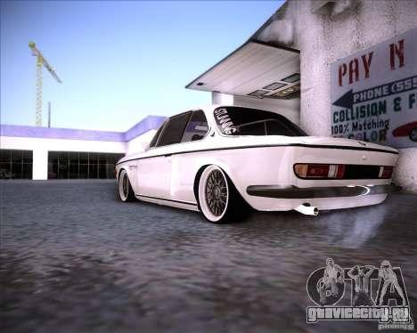 BMW 3.0 CSL Stunning 1971 для GTA San Andreas вид справа