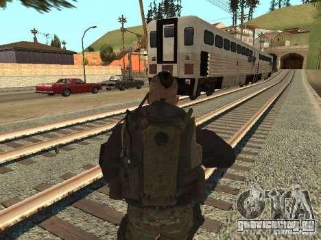 Captain MacTavish для GTA San Andreas