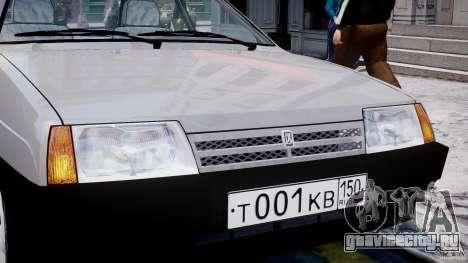 ВАЗ-21093i для GTA 4 колёса