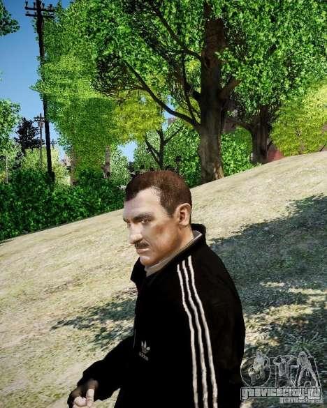 Old Niko для GTA 4 второй скриншот