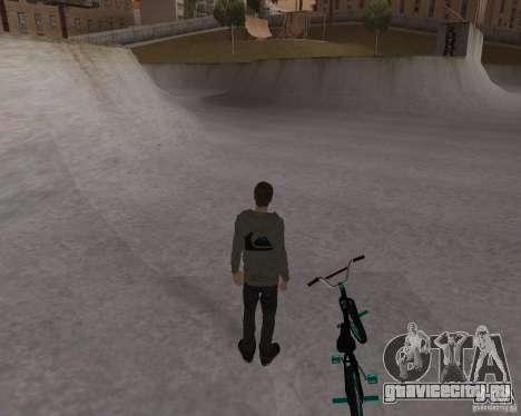 Tony Hawk для GTA San Andreas пятый скриншот