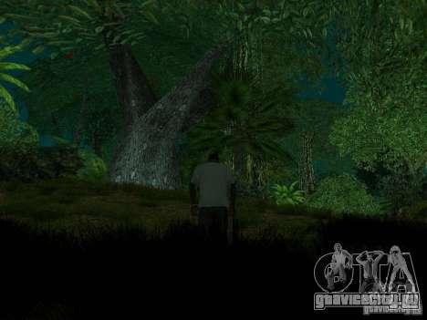 Тропический остров для GTA San Andreas восьмой скриншот