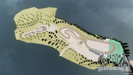 Ebisu Circuit для GTA 4 седьмой скриншот