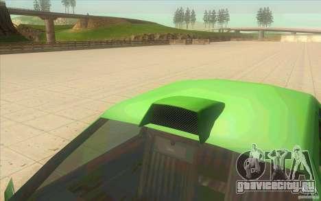 Mad Drivers New Tuning Parts для GTA San Andreas третий скриншот